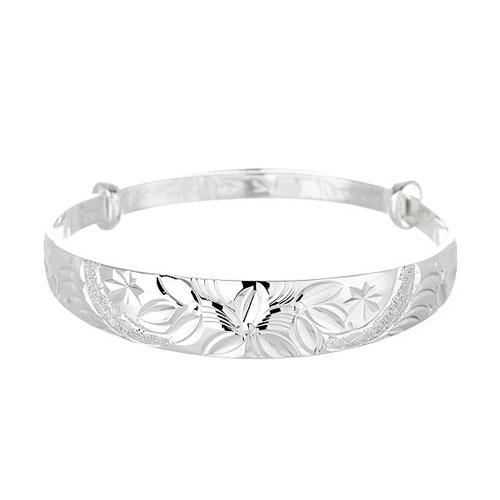 bracelet femme argent 9600024