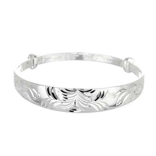 bracelet femme argent 9600026