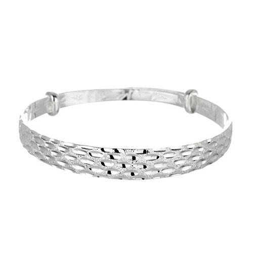 bracelet femme argent 9600029