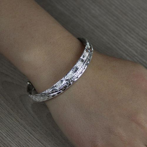 bracelet femme argent 9600030 pic4