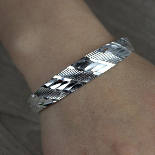 bracelet femme argent 9600031 pic5