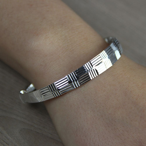 bracelet femme argent 9600034 pic4