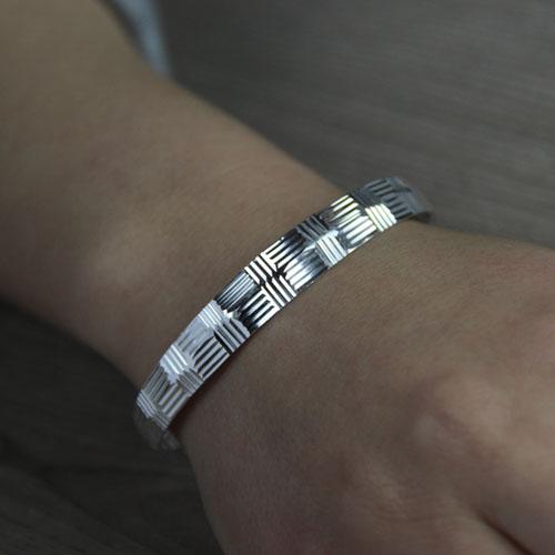 bracelet femme argent 9600034 pic5