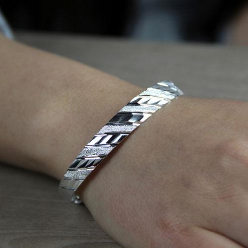 bracelet femme argent 9600035 pic4