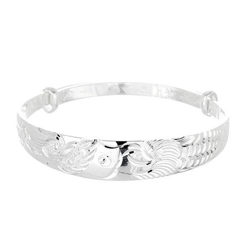bracelet femme argent 9600037