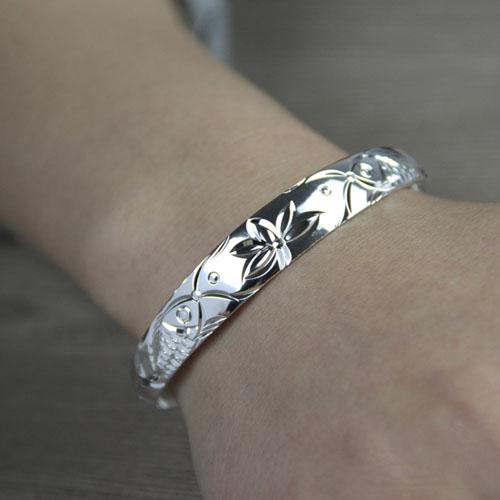 bracelet femme argent 9600039 pic4