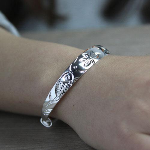 bracelet femme argent 9600039 pic5