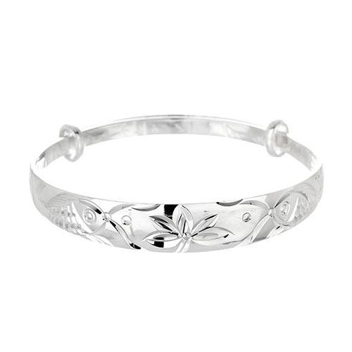 bracelet femme argent 9600039