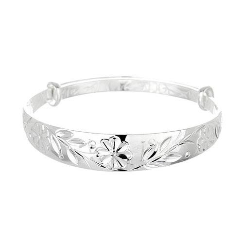 bracelet femme argent 9600043