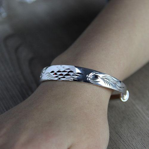 bracelet femme argent 9600044 pic4