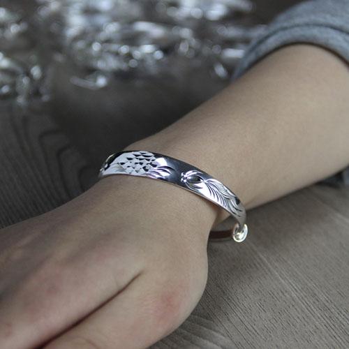 bracelet femme argent 9600044 pic5