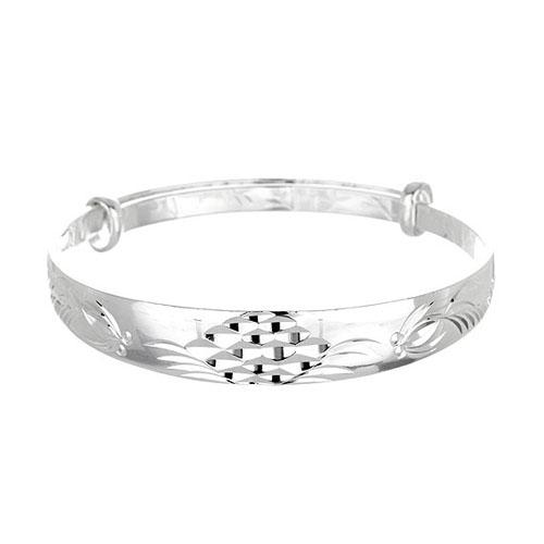 bracelet femme argent 9600044