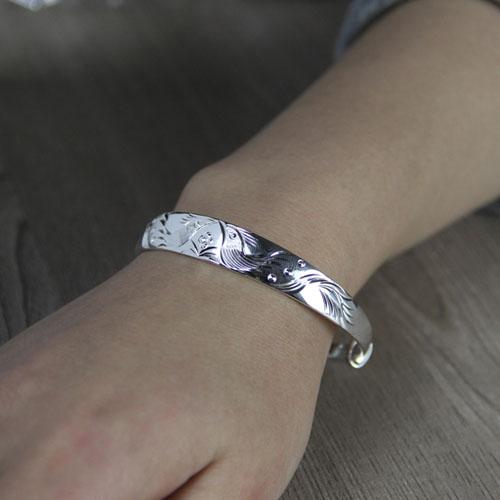 bracelet femme argent 9600046 pic4
