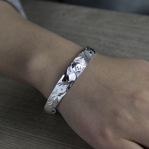 bracelet femme argent 9600046 pic5