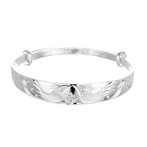 bracelet femme argent 9600046
