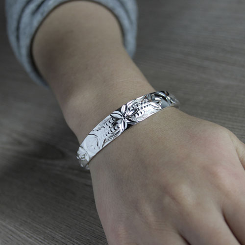 bracelet femme argent 9600050 pic6
