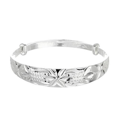 bracelet femme argent 9600050