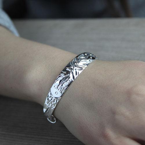 bracelet femme argent 9600051 pic5