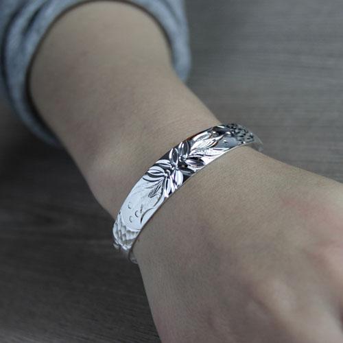 bracelet femme argent 9600051 pic6