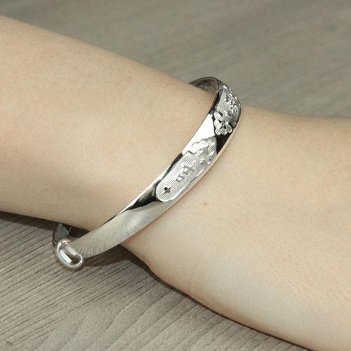 bracelet femme argent 9600069 pic5
