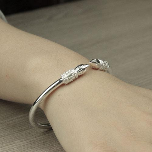 bracelet femme argent 9600071 pic4