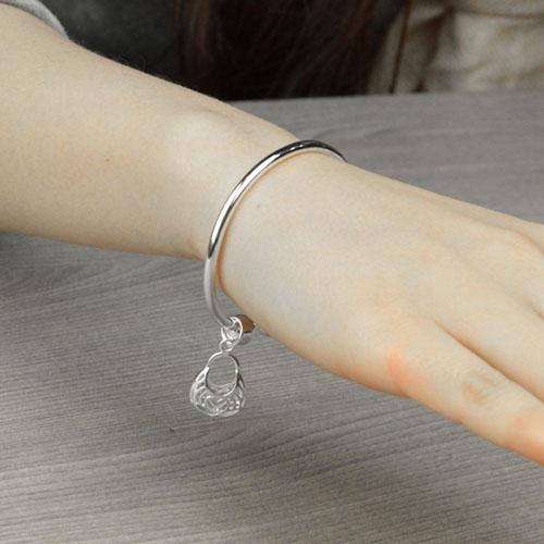 bracelet femme argent 9600077 pic5