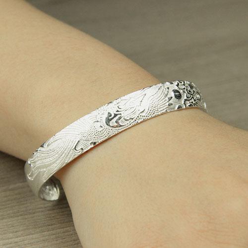 bracelet femme argent 9600086 pic4