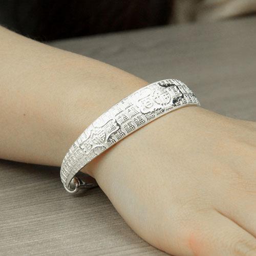 bracelet femme argent 9600087 pic4