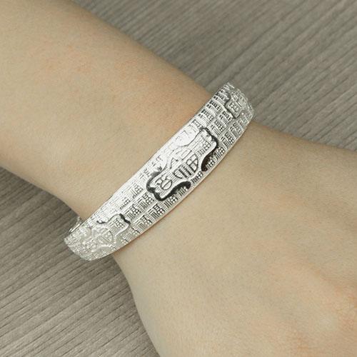 bracelet femme argent 9600087 pic5