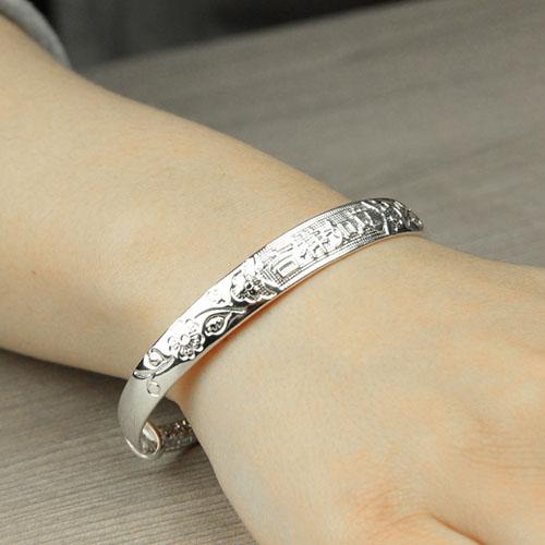 bracelet femme argent 9600088 pic4