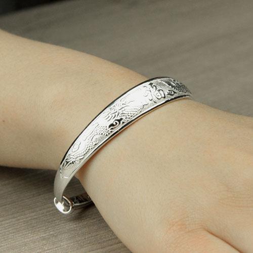 bracelet femme argent 9600089 pic4