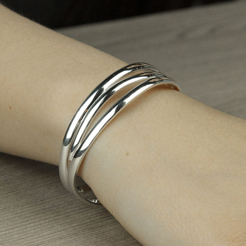 bracelet femme argent 9600090 pic4