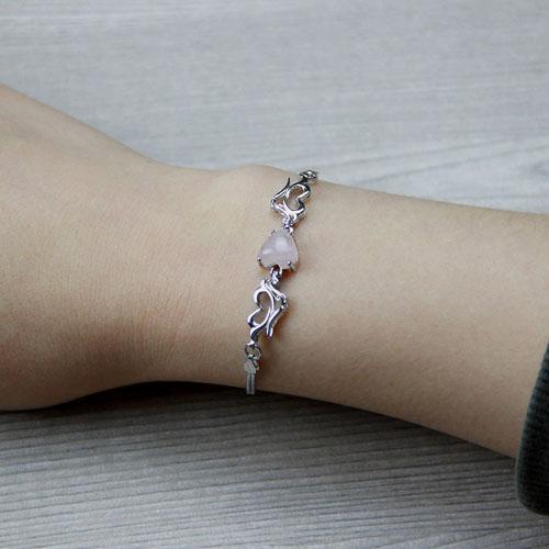 bracelet femme argent cristal 9500109 pic4