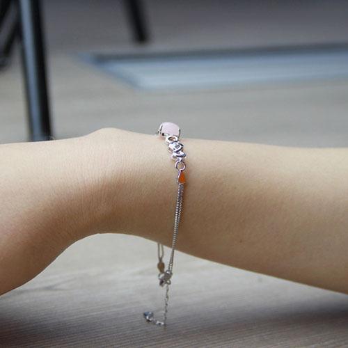 bracelet femme argent cristal 9500110 pic5
