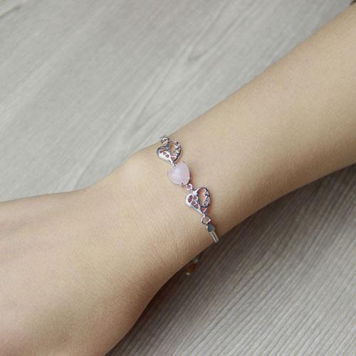 bracelet femme argent cristal 9500111 pic4
