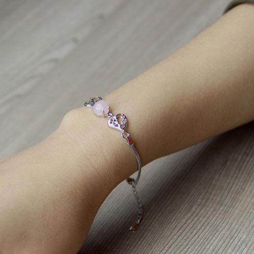 bracelet femme argent cristal 9500111 pic5