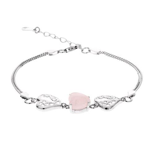 bracelet femme argent cristal 9500111