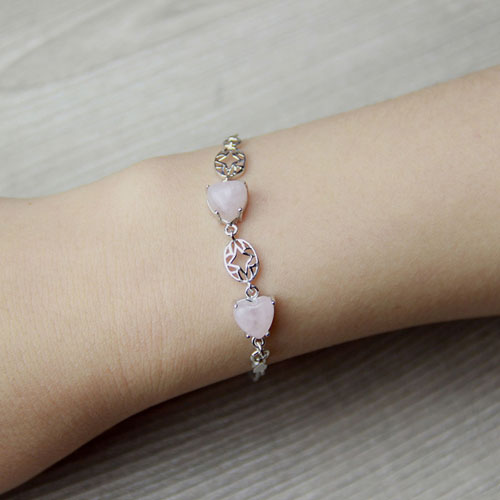 bracelet femme argent cristal 9500112 pic4