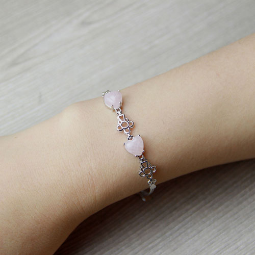 bracelet femme argent cristal 9500113 pic4