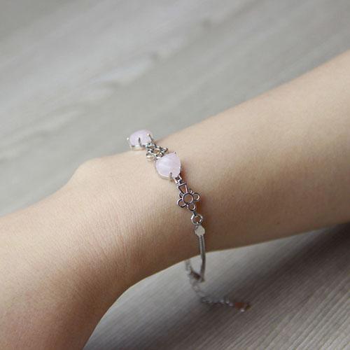 bracelet femme argent cristal 9500113 pic5