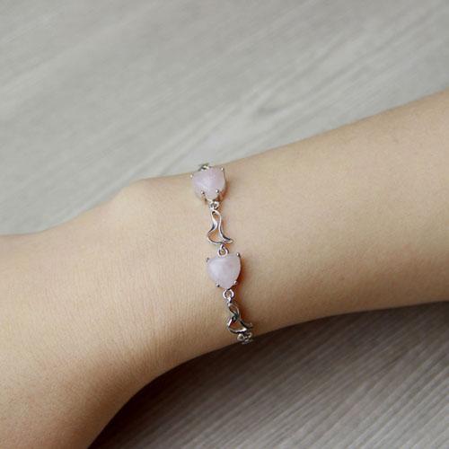 bracelet femme argent cristal 9500114 pic4