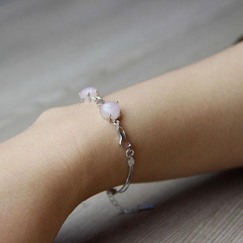 bracelet femme argent cristal 9500114 pic5
