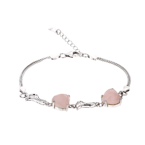 bracelet femme argent cristal 9500114