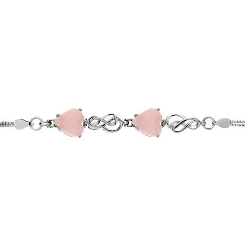 bracelet femme argent cristal 9500115 pic2