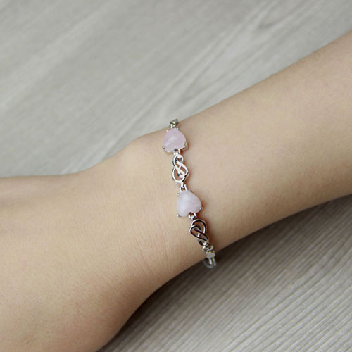 bracelet femme argent cristal 9500115 pic4