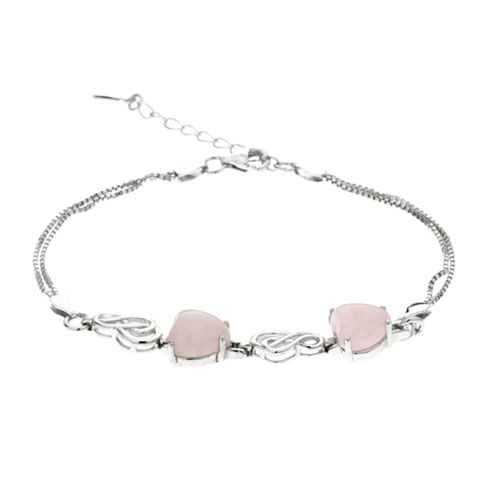 bracelet femme argent cristal 9500115