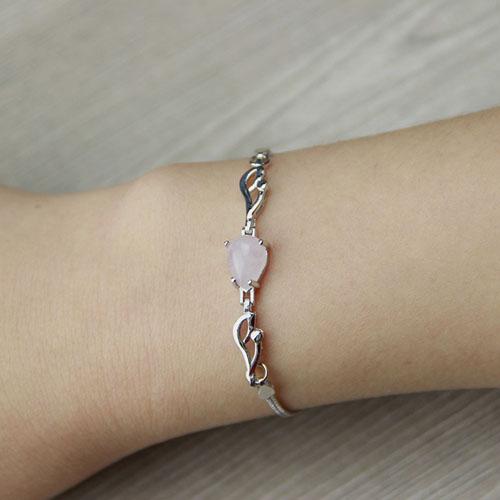 bracelet femme argent cristal 9500116 pic4