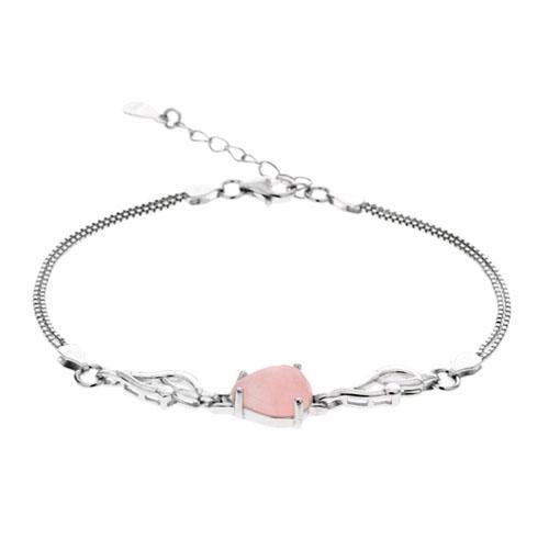 bracelet femme argent cristal 9500116