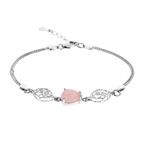 bracelet femme argent cristal 9500117