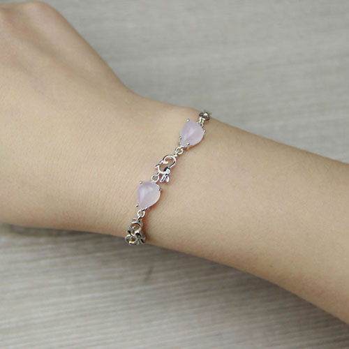 bracelet femme argent cristal 9500118 pic4